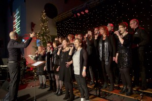 Gospel Kersttour 2015: Reflection Joyce Young Spirit