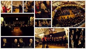 kerst koor
