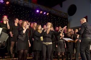Gospel Kersttour 2015: Reflection Joyce Young Spirit